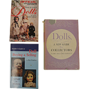 Three Great Reference books - Red Tag Sale Item