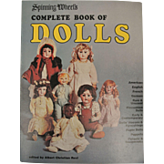 Two doll reference books