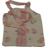 """Darling Vintage Baby Bunting for 8"""" Doll"""