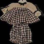 1953 Ginny Near Mint Beryl Outfit