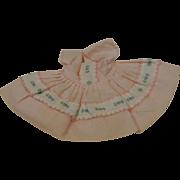 1953 Muffie Dainty Dress-Near Mint
