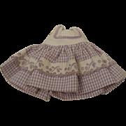 1953 Muffie Cute Dress-Near Mint