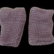 Lavender Vintage Ginny, Muffie Socks-Near Mint
