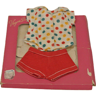 Mint In Box Ginny Outfit-Medford Tagged