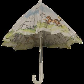 Adorable Doll Umbrella