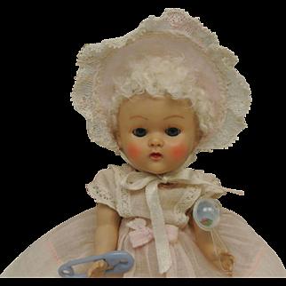 Mint Rare 1950 Crib Crowd Ginny-All Original
