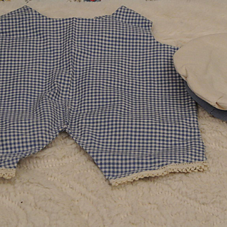 """Vintage Effanbee 11"""" Patsy Outfit"""