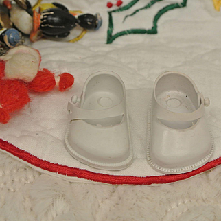Vintage Fairyland Small Shoes Size 00