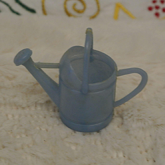 Ginny Blue Watering Can-Shipping included