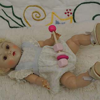 "1951 Rare Crib Crowd ""Dora"" Near Mint & Original"