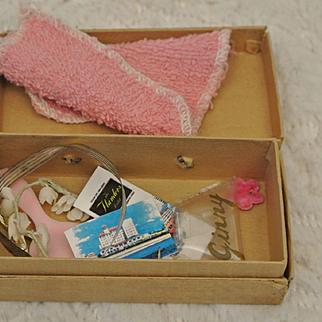 Vintage Ginny Travel Case