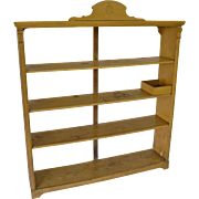 Pine Painted Shelves