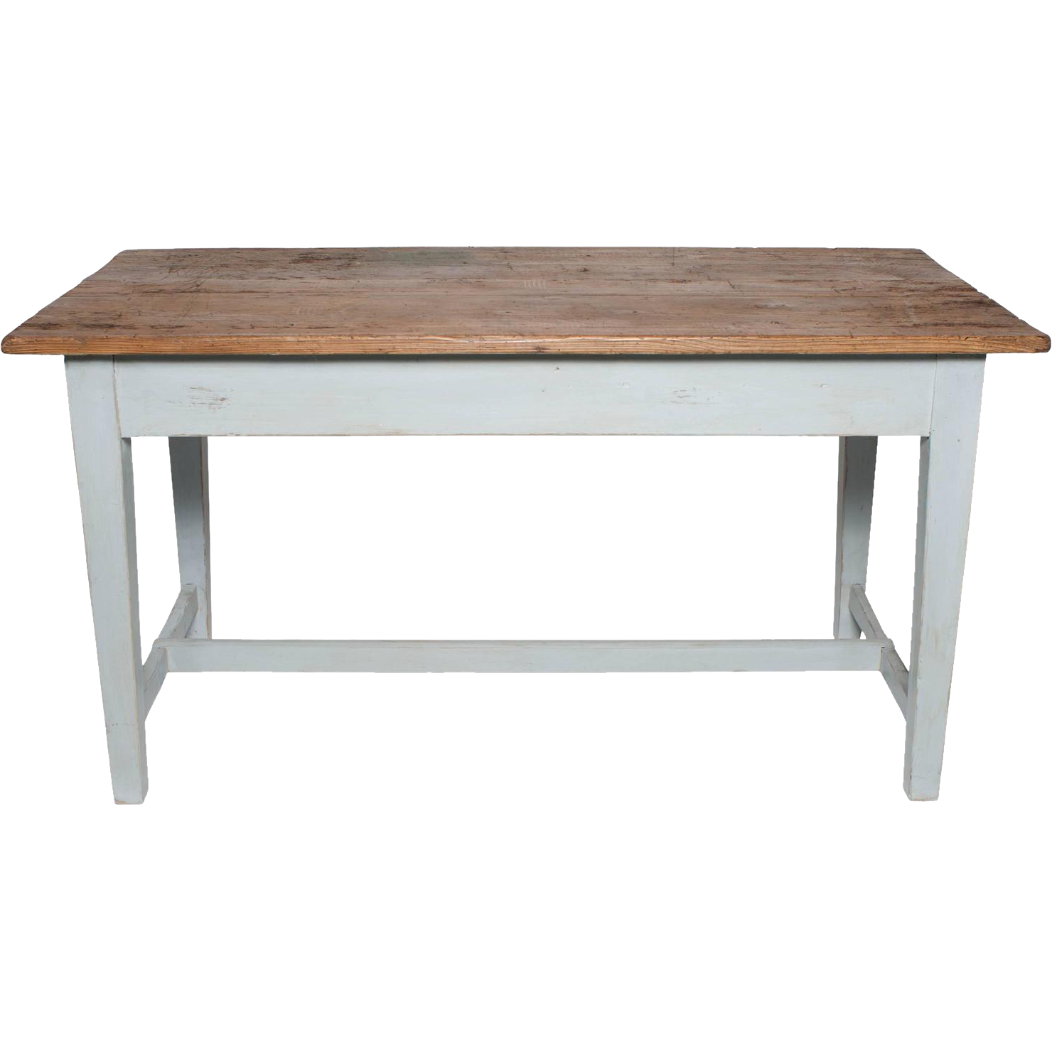 Pine kitchen table from the great british pine mine on for Great kitchen tables