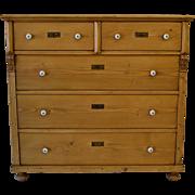 Pine Chest Drawer