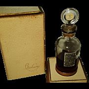 Vintage 1913 Bichara Parfum Paris Extremely Rare Never Opened