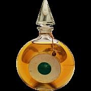 Vtg Mitsouko very rare Parfum Cologne montre Guerlain 1968 Paris