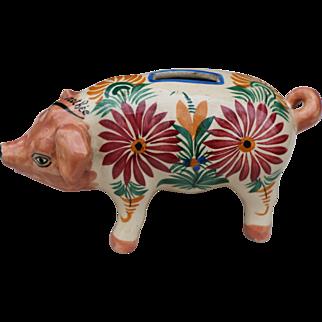 Quimper Pig Bank