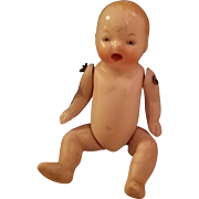 All Bisque Baby Doll Jointed Arms & Legs