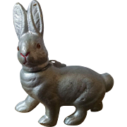 Adorable Antique German Bunny Candy Container!