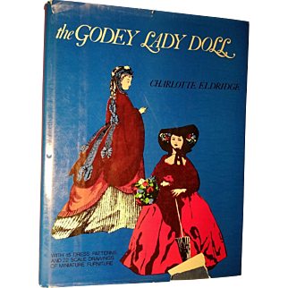 The Godey Lady Doll Book