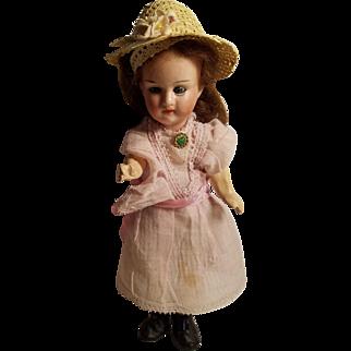 Antique Recknagel German Bisque Doll So Sweet!