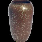 Vintage Asian Bronze Vase