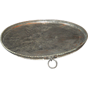 Vintage Copper Paella Pan