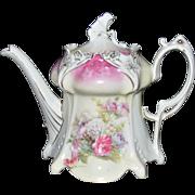R.S. Prussia Tea Pot