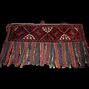 Antique Turkmen Camel Rug