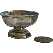 Sterling Nut or Candy Bowl- Webster Company