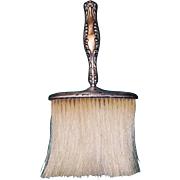 Victorian Era Sterling Crumb Brush