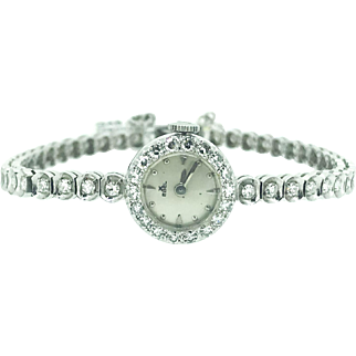Ebel Diamond 14kw watch