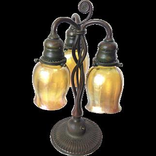 Authentic Tiffany Lamp