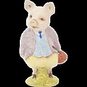 Beswick- Beatrix Potter Pig 1956