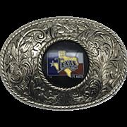 Billy Bobs Texas belt buckle