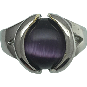 Interchangeable stone bead ring - Sterling Silver(925)
