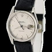 Rolex Oyster Date Precision Wrist Watch