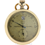 Modernista Cigarrillos Excelsior Pocket Watch