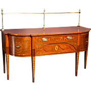 An English 19th century Mahogany Sideboard