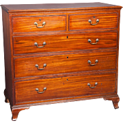 An English good quality Mahogany Chest of Drawers.