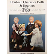 Heubach Character Dolls & figurines Book