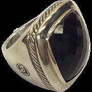 David Yurman Onyx Ring