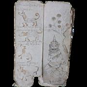 Khmer Astrology Manuscript
