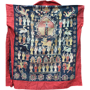 Shaman Dragon Robe of the Cao Lan People of Vietnam