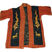 Robe for Shaman from North of Vietnam