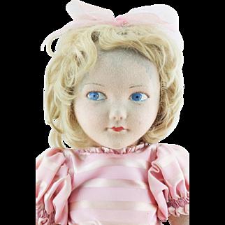 Norah Wellings large Norene girl doll