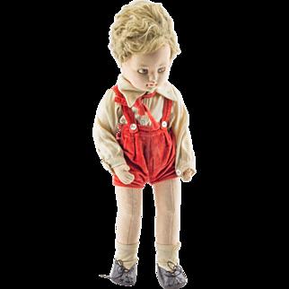 Norah Wellings - Norene boy doll