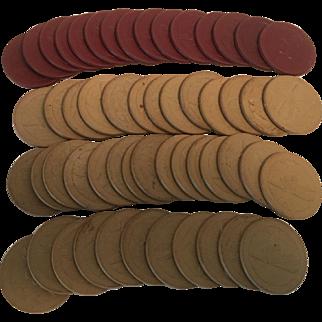 54 - Spirit of St. Louis Poker Chips
