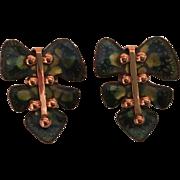 Matisse Enamel Earrings