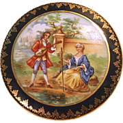 Alka Bavaria Fine Kobalt Trinket Box